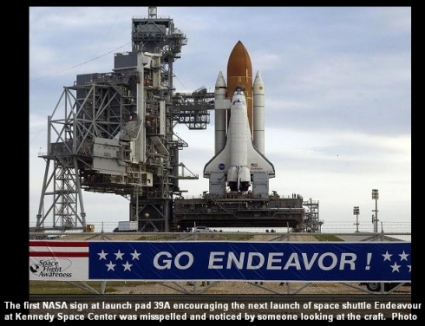 NASA Needs a Spell Checker