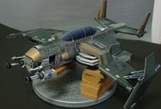 Warhawk Papercraft