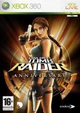 Lara Croft Tomb Raider Anniversary Xbox 360cover
