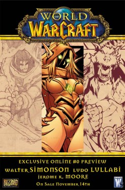 World of Warcraft Comic #0
