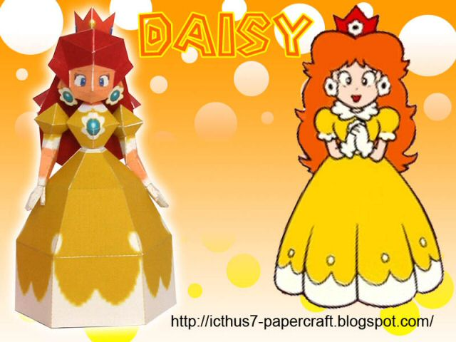 Princess+peach+and+daisy+coloring+pages