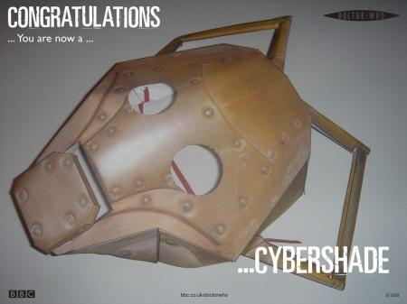 Cybershade Mask